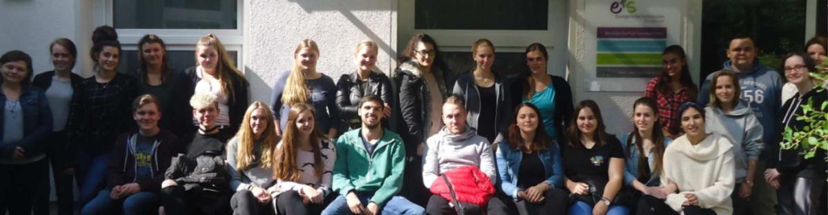 BFS 2a gestaltet Workshops mit dem LBZH Osnabrück