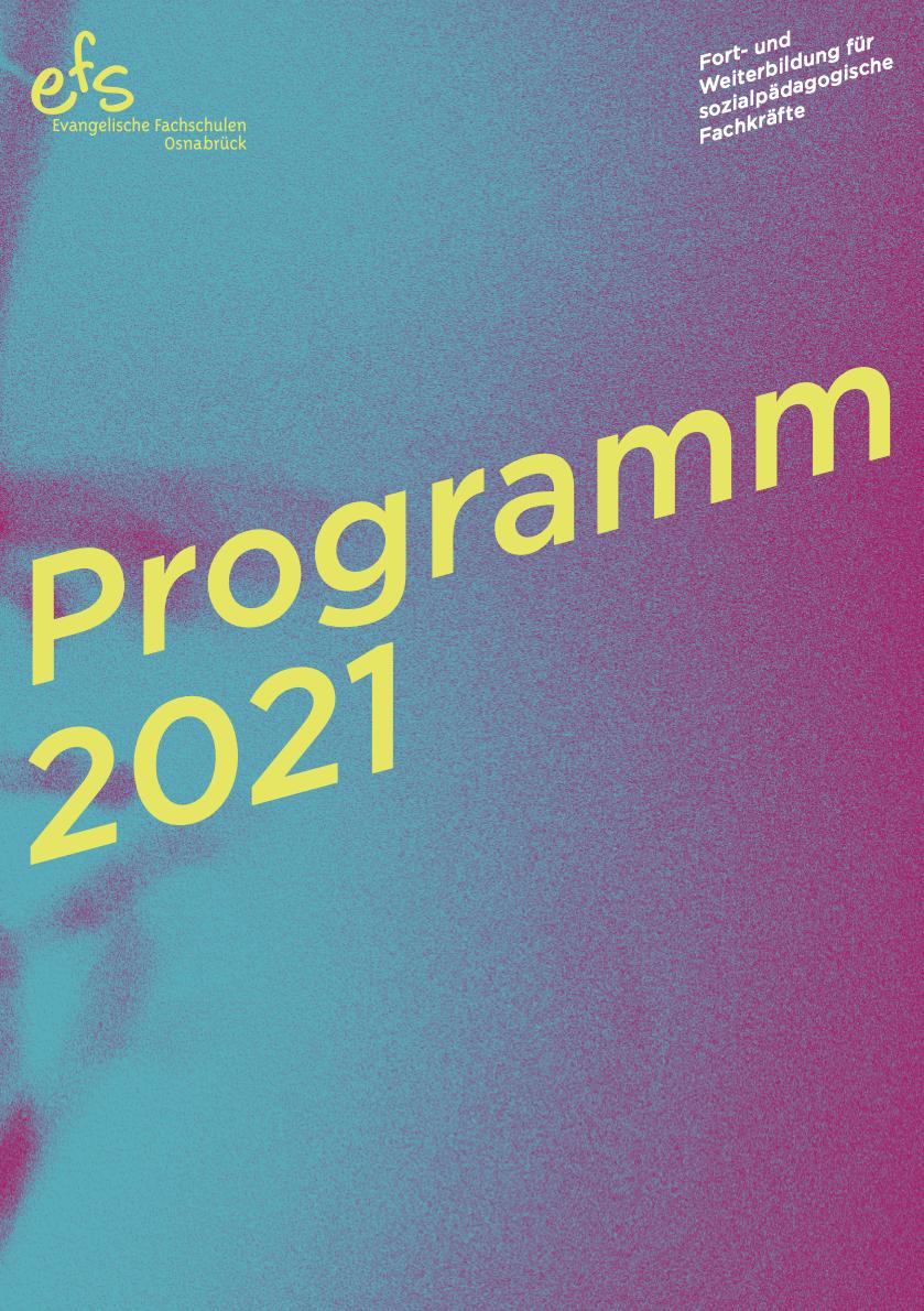 Das neue Fortbildungsheft 2021 ist da!