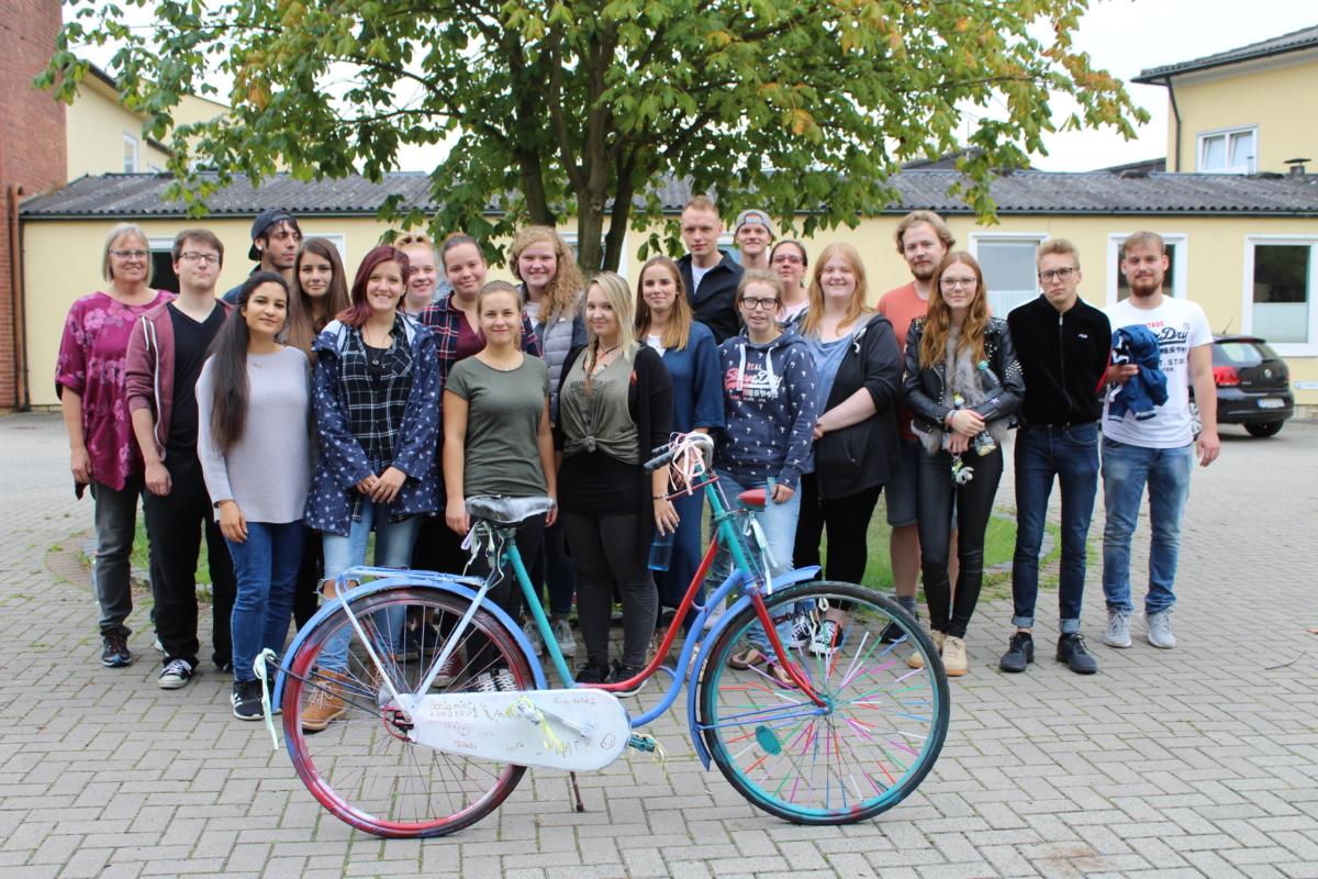 Projekt Fahrradwerkstatt – Kooperation mit der Don Bosco kath. Jugendhilfe Osnabrück