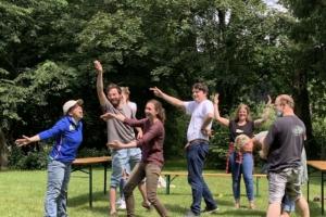 Improtheater-Projekt der EFS voller Erfolg