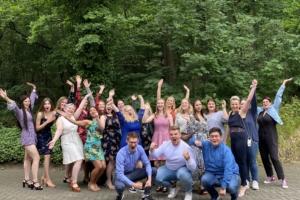 67 Erzieherinnen und Erzieher feiern Examen an den EFS