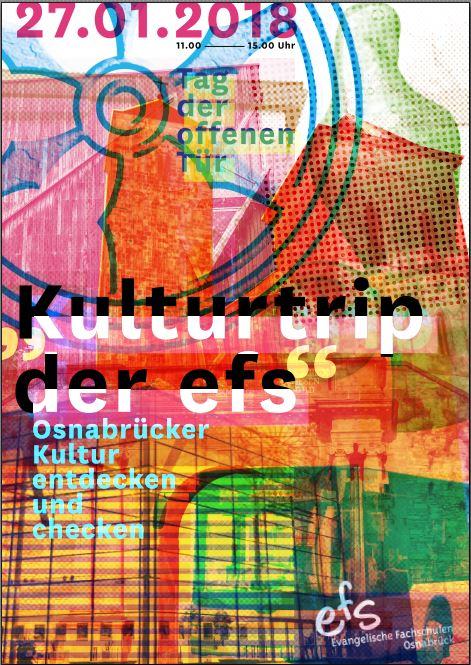 Bericht zur Projektwoche: Kulturtrip der Evangelischen Fachschulen Osnabrück
