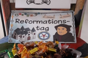 Reformation oder Halloween?